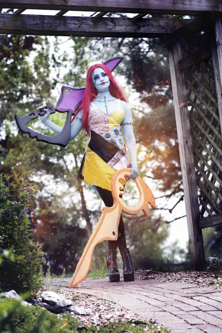 ANIME ST. LOUIS 2018-SALLY NIGHTMARE BEFORE CHRISTMAS JESSICA ...
